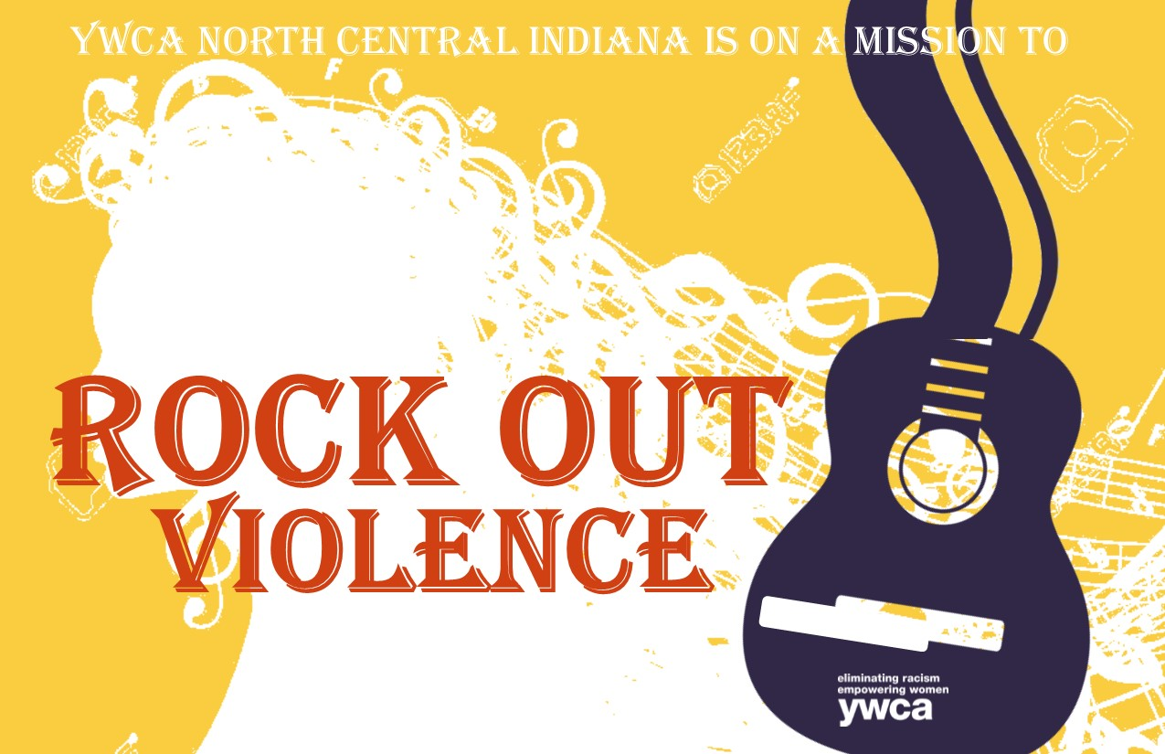 Rock Out Violence @ Island Park, Century Center | South Bend | Indiana | United States