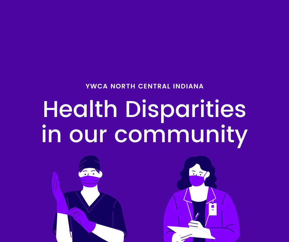 Health Disparities Discussion @ Comfort of your home or office